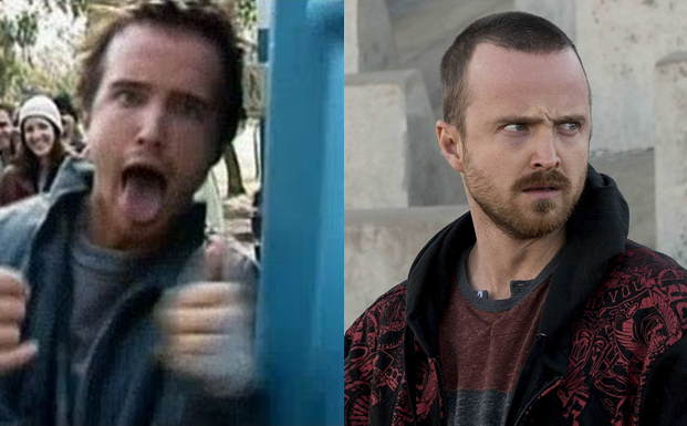 Aaron_Paul x-files breaking bad